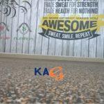Các loại thảm trải sàn phòng gym nên dùng (P1)